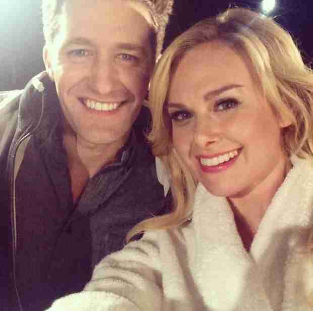 This Glee Star Is Filming a Movie With Laura Bell Bundy!
