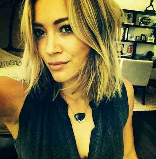 Hilary Duff Gets an Edgy Short Haircut —See Her New 'Do! (VIDEO)