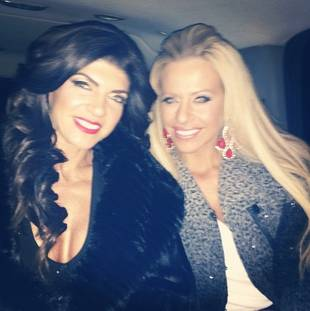 Did Dina Manzo and Teresa Giudice Ever Stop Being Friends?