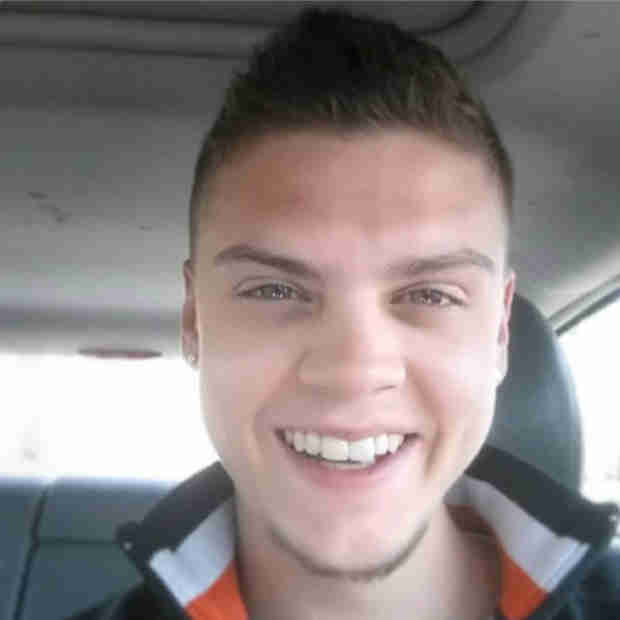 Tyler Baltierra Admits He's Insecure About His Body and His Smile (PHOTO)