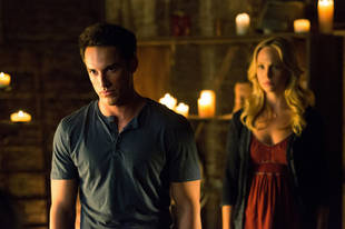 The Vampire Diaries Season 6 Burning Question: Will Tyler Activate His Werewolf Gene?