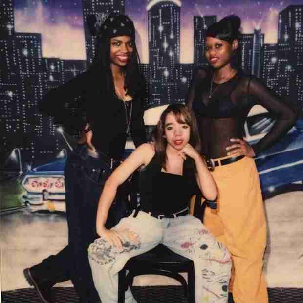 Kandi Burruss and Tiny Harris Look Unrecognizable in Throwback Xscape Shot (PHOTO)