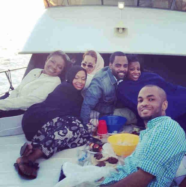 Kandi Burruss and Todd Tucker Spent Her Birthday on a Yacht! (PHOTO)