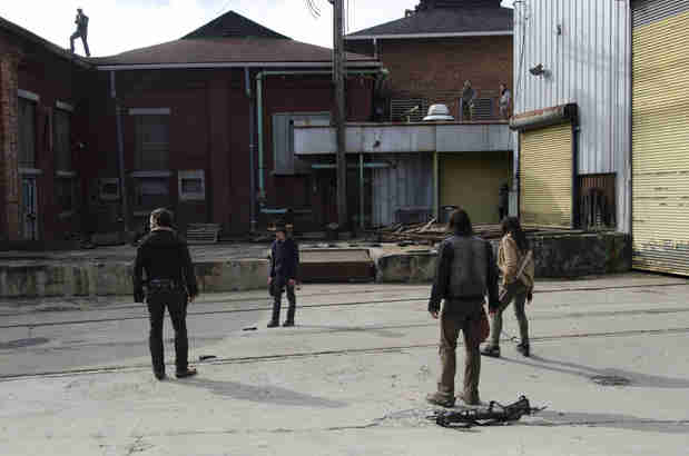 The Walking Dead Season 5 Filming Updates: What's Happening on Set?