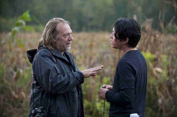 "Greg Nicotero: Melissa McBride Made Me Cry in ""The Grove"""