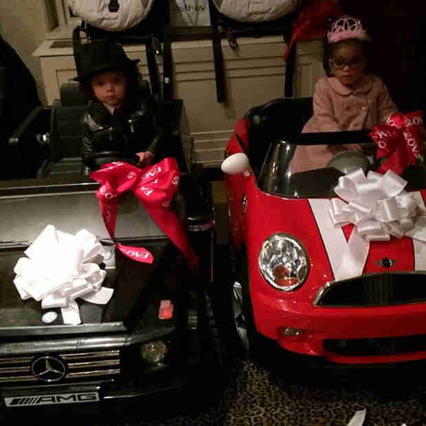 Mariah Carey and Nick Cannon's Twins Turn 3: How Did They Celebrate? (PHOTOS)