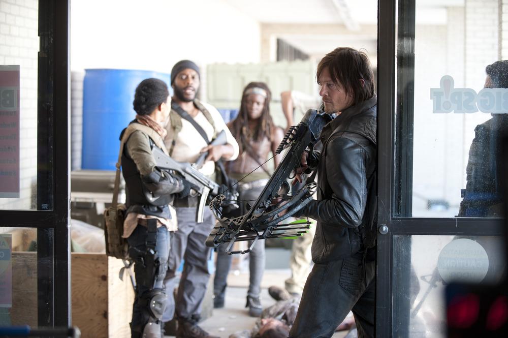 The Walking Dead Season 4 Breaks Records in Europe!
