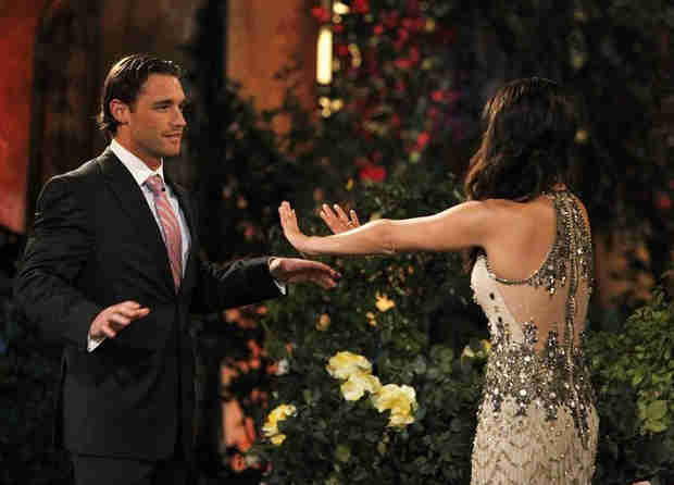 Andi Dorfman and Chris Harrison Say Dylan Petitt Stood Out Episode 2 — How?