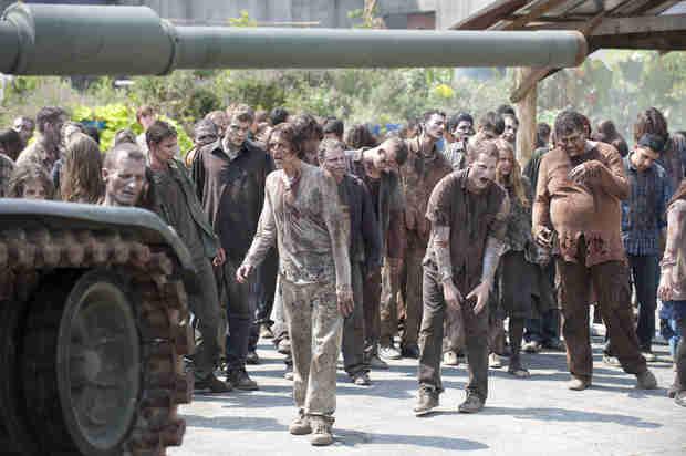 U.S. Government Has Zombie Apocalypse Contingency Plan