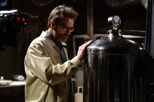 "Bryan Cranston Says ""Never Say Never"" to More Breaking Bad"