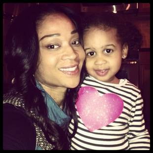 Mimi Faust Says Stevie J. Doesn't Help Her With Their Daughter Eva