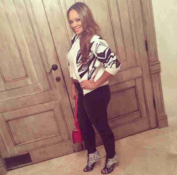 Evelyn Lozada Lost HOW Much Weight in Just Seven Weeks After Giving Birth?