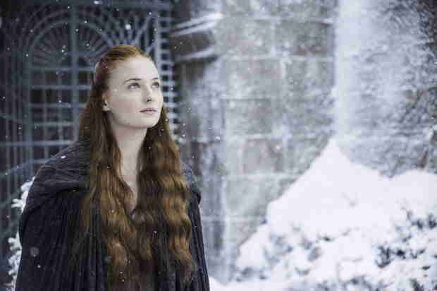 Game of Thrones Season 4, Episode 8: Sophie Turner Comes Into Her Own