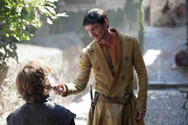 Does Oberyn Get Hit on a Lot in Real Life?