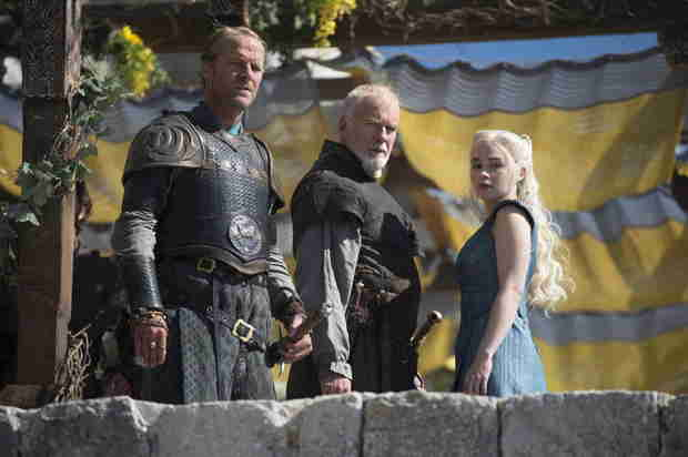 "Game of Thrones Recap: Season 4, Episode 5: ""First of His Name"""