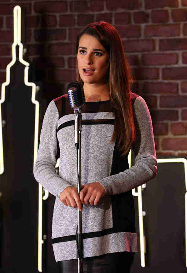 "Glee Season 6 to Follow Rachel as She ""Takes the Next Steps in Her Career"""