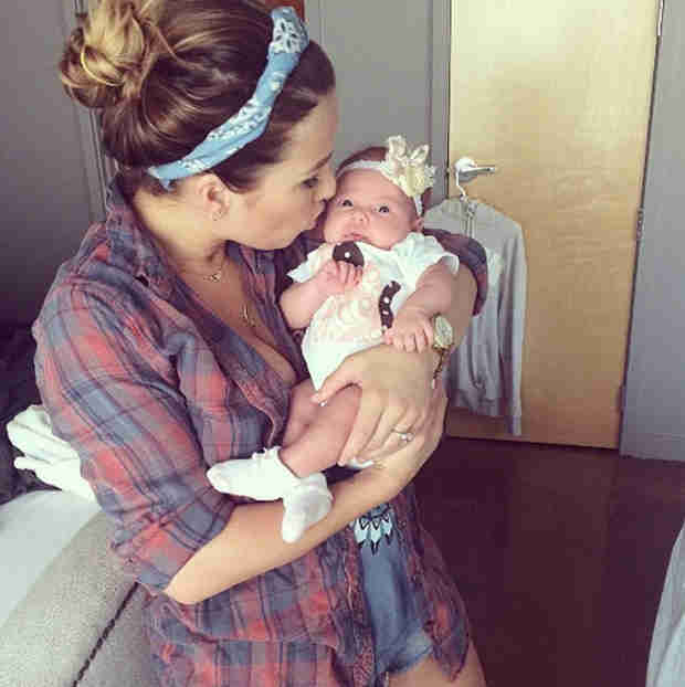Why Did Jessie James Decker Have an Emergency C-Section?