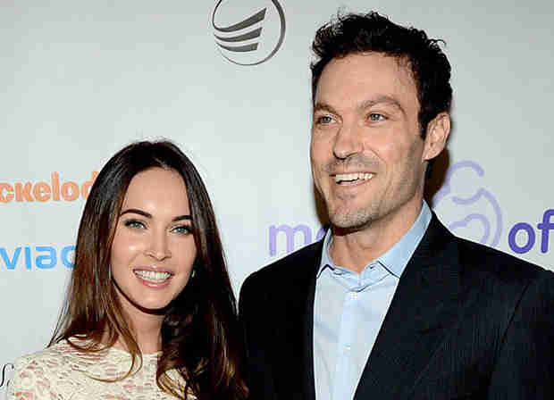 Get the First Look at Megan Fox's Sons, Noah and Bodhi! (VIDEO)