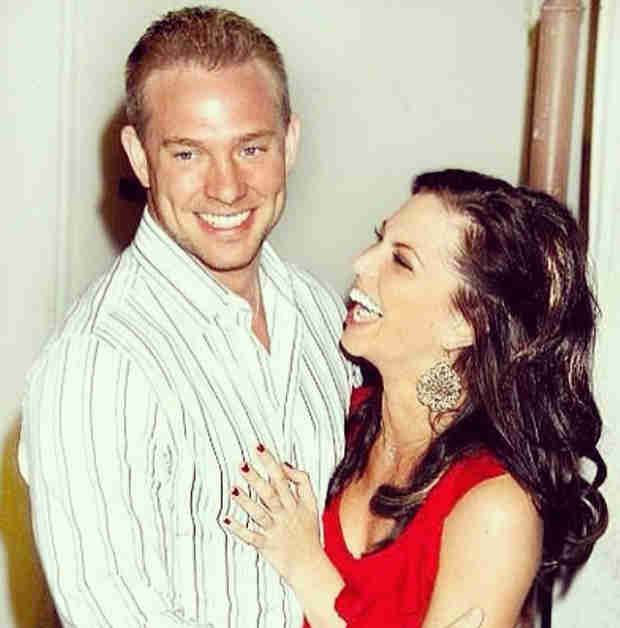 Melissa Rycroft Looks Happy in Love in This Pre-Bachelor TBT Photo