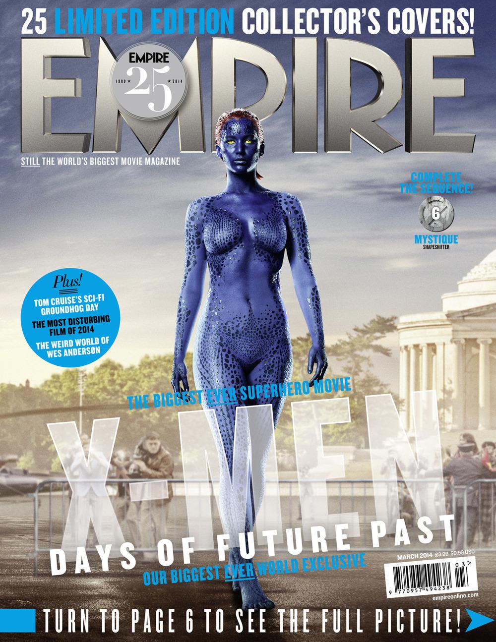 "Jennifer Lawrence, Peter Dinklage Go Head-To-Head in New ""X-Men"" Clip"