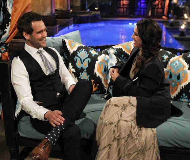 "Jillian Harris: Nick Viall ""Didn't Seem Very Funny or Interesting"""