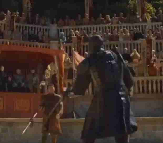 "Game of Thrones Season 4, Episode 8 Promo: ""The Mountain and the Viper"""