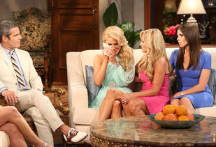 "Feud Alert! Tamra Barney Calls Gretchen Rossi a ""Nasty Bitch"" — Gretchen Responds"