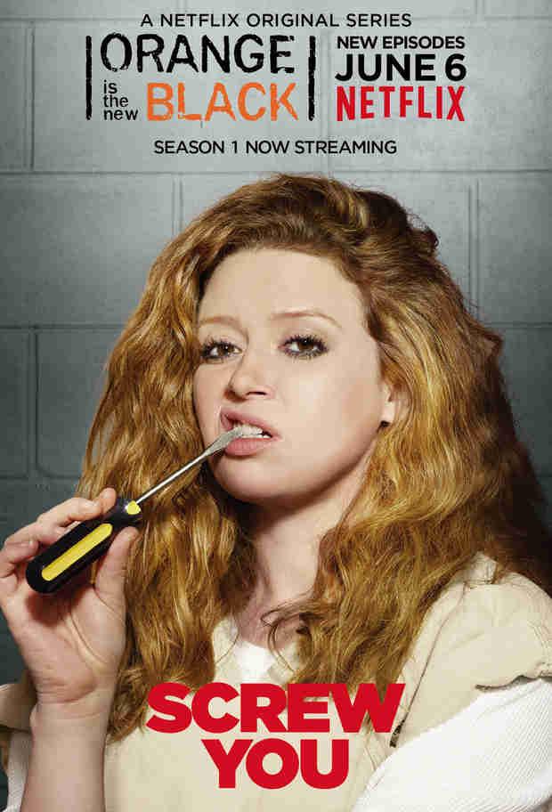 Orange Is the New Black Season 2 Spoilers: Sex Contest Coming!