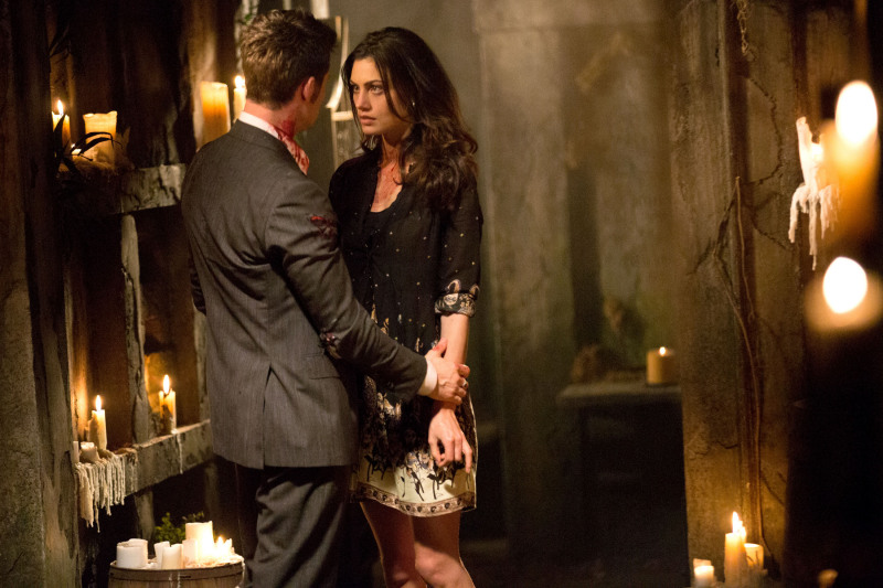 The Originals Recap: Season 1 Finale — Hope Is Born