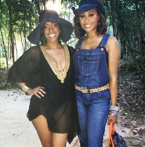 "Porsha Stewart: ""Cynthia Bailey Needs to Get a Mind of Her Own"""