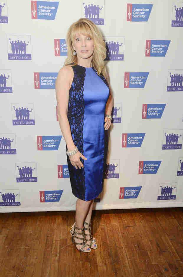Ramona Singer Steps Out Without Mario at American Cancer Society Event (PHOTO)