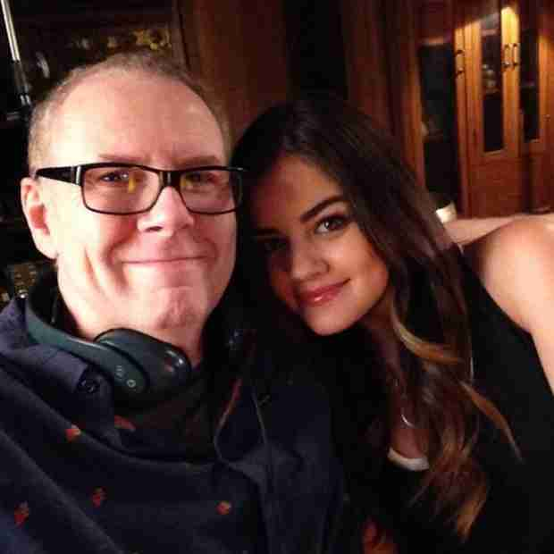 "Pretty Little Liars Director Norman Buckley Teases Something ""Even Better"" Than Ezria"