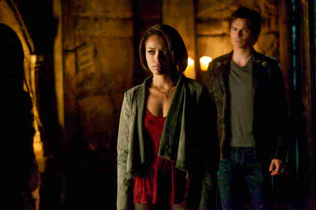 The Vampire Diaries Season 5 Finale Made a Lot of Fans #Cry