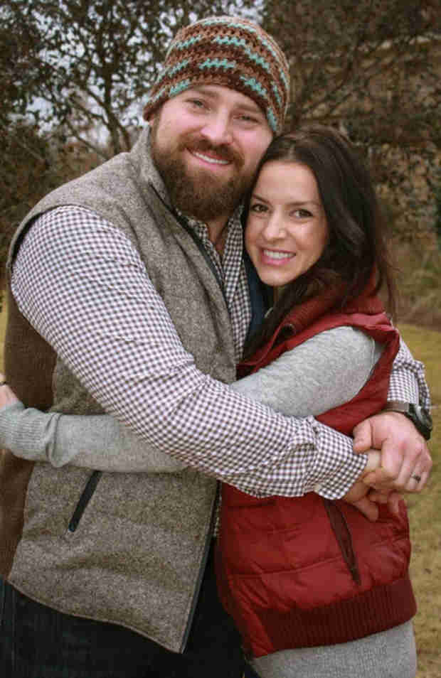 Country Singer Zac Brown Welcomes Baby No. 5!