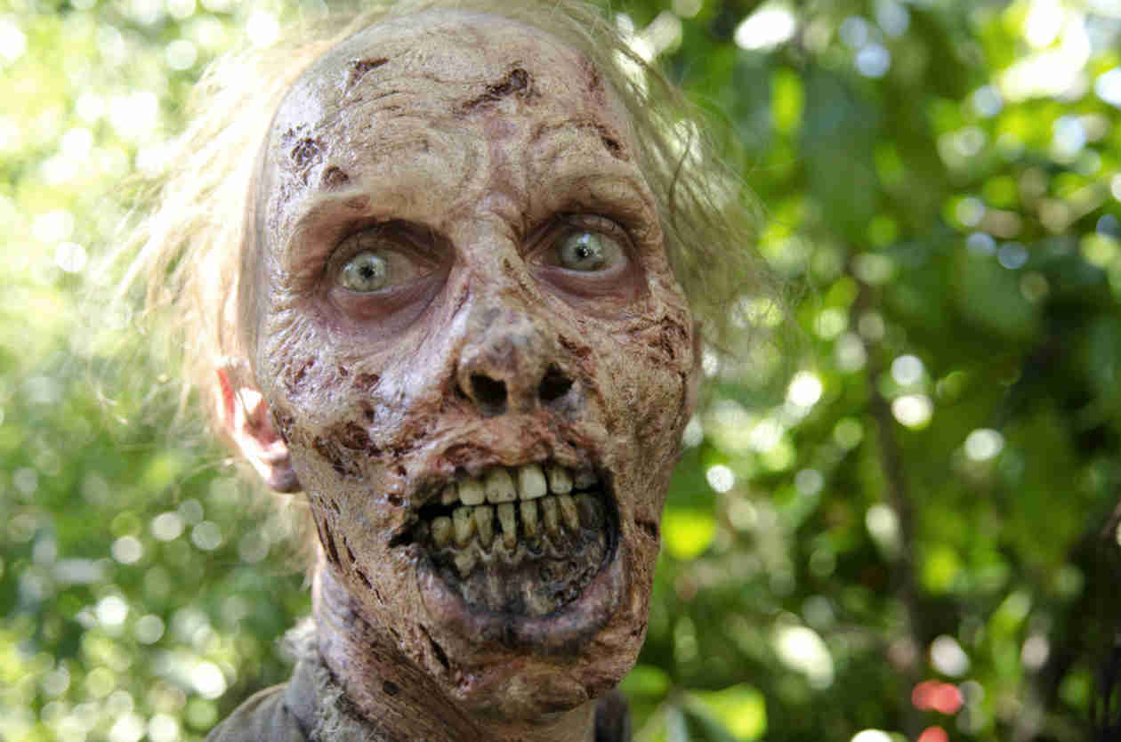 Would You Still Watch The Walking Dead If It Didn't Have Zombies?
