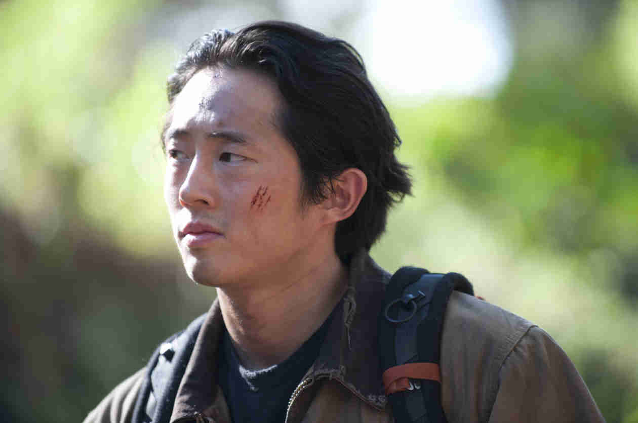 "The Walking Dead: Steven Yeun to Produce, Star in ""The Aquariums of Pyongyang"""