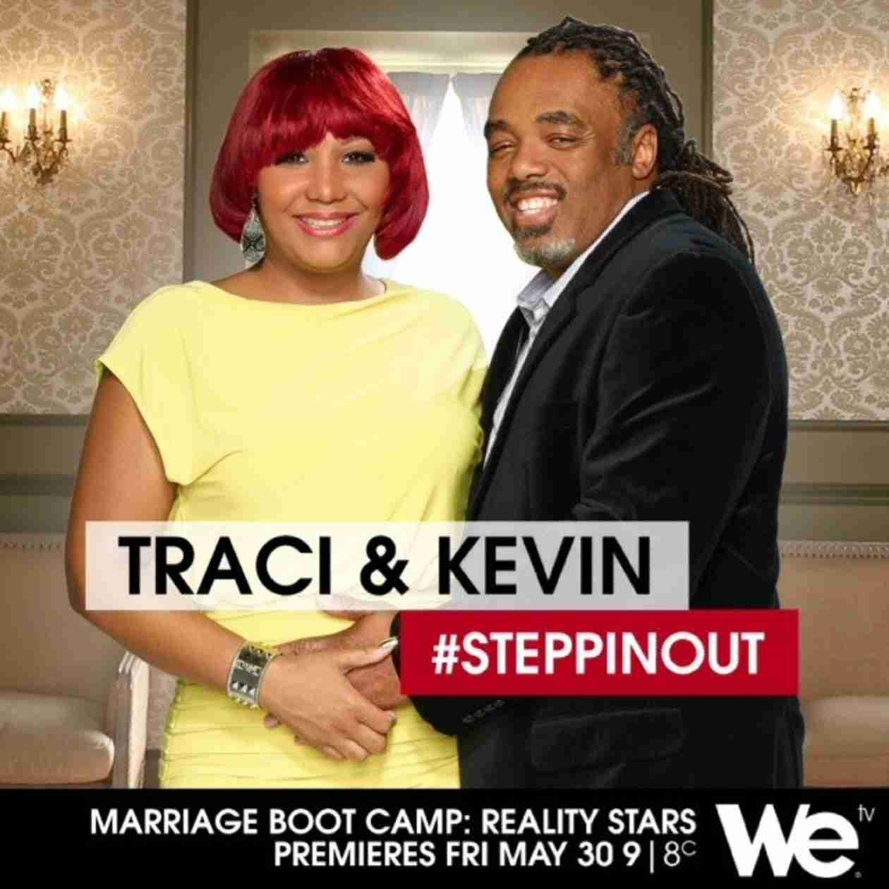 "Traci Braxton Says She Felt Like a ""Prostitute"" in Her Marriage! (VIDEO)"