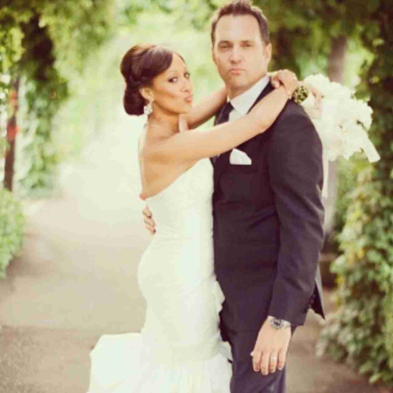 Tamera Mowry and Husband Adam Housley Celebrate 3-Year Anniversary! (PHOTOS)