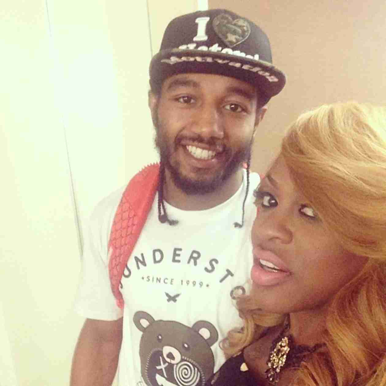 Are Lil' Mo and Her New Boyfriend Married? (VIDEO)