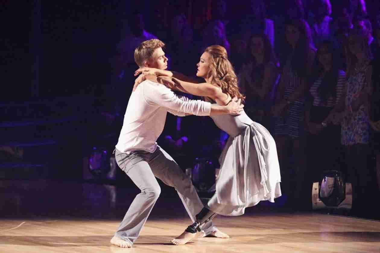 Dancing With the Stars 2014: Amy Purdy and Derek Hough's Freestyle (VIDEO)