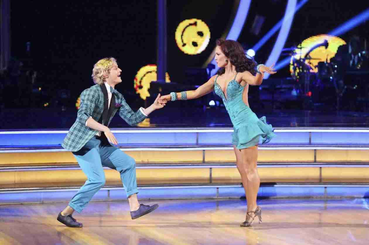 Why Were Charlie White and Sharna Burgess Eliminated From Dancing With the Stars?