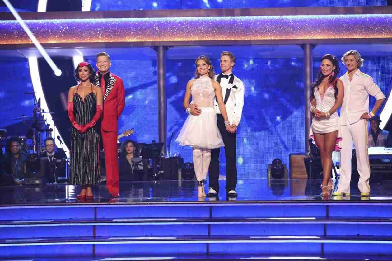 "What Does It Mean to be ""In Jeopardy"" on Dancing With the Stars? Showrunner Explains"