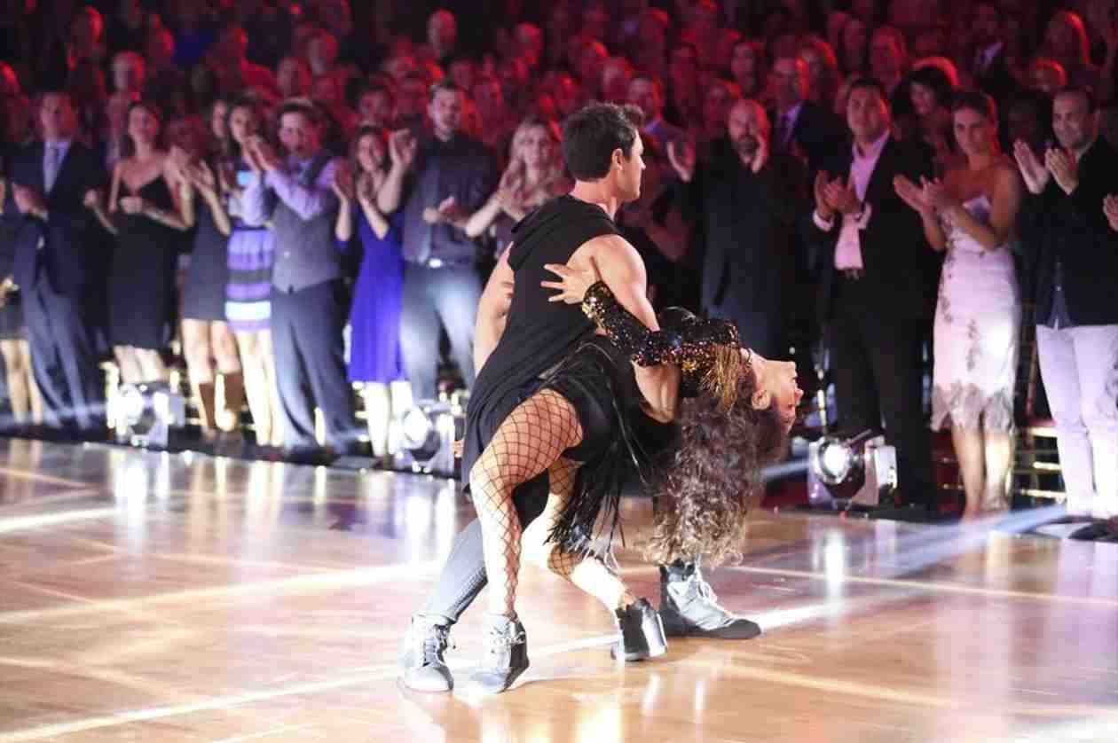 Dancing With the Stars 2014: Meryl Davis and Maksim Chmerkovskiy's Week 9 Jive (VIDEO)