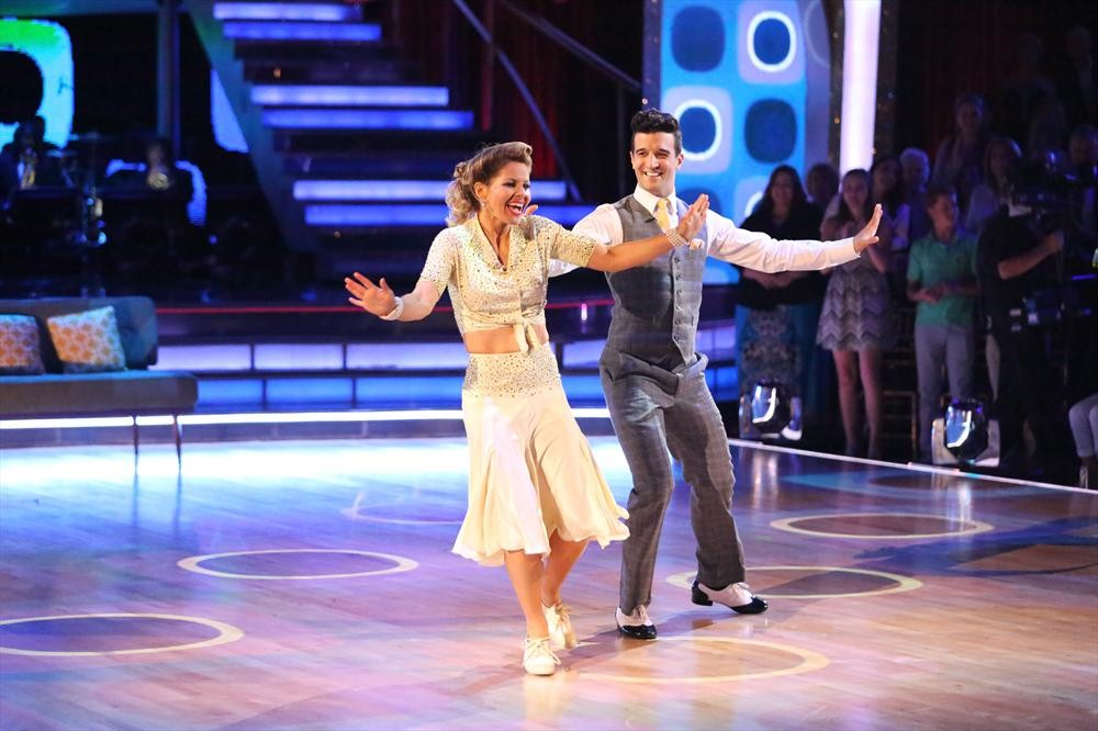 Dancing With the Stars Season 18: Candace Cameron Bure and Mark Ballas's 5 Best Dances (So Far)