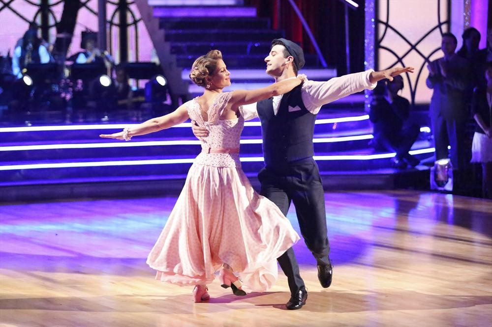 Dancing With the Stars 2014: Candace Cameron Bure and Mark Ballas's Finale Quickstep (VIDEO)