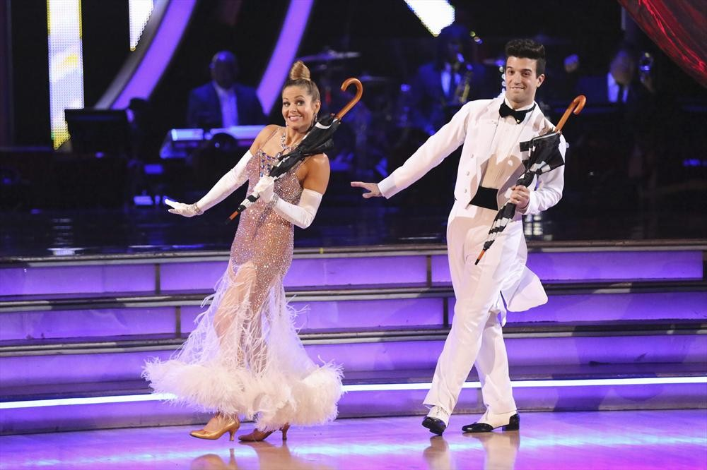 Dancing With the Stars 2014: Candace Cameron Bure and Mark Ballas's Finale Fusion Challenge Dance (VIDEO)