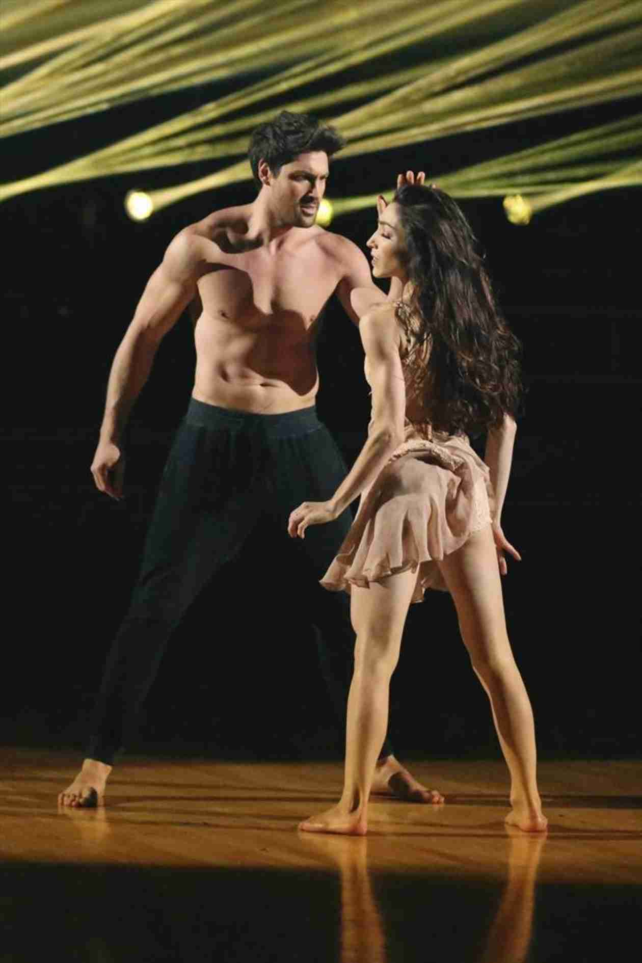 Dancing With the Stars 2014:  Meryl Davis and Maksim Chmerkovskiy's Finale Fusion Challenge Dance (VIDEO)