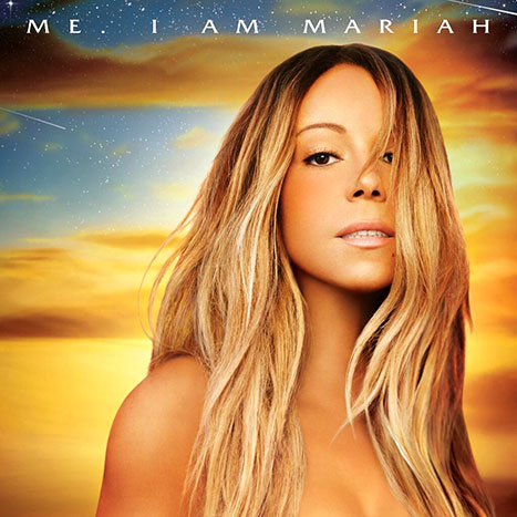 Mariah Carey Wears Sexy Nude Bikini For New Album Cover Art (VIDEO)