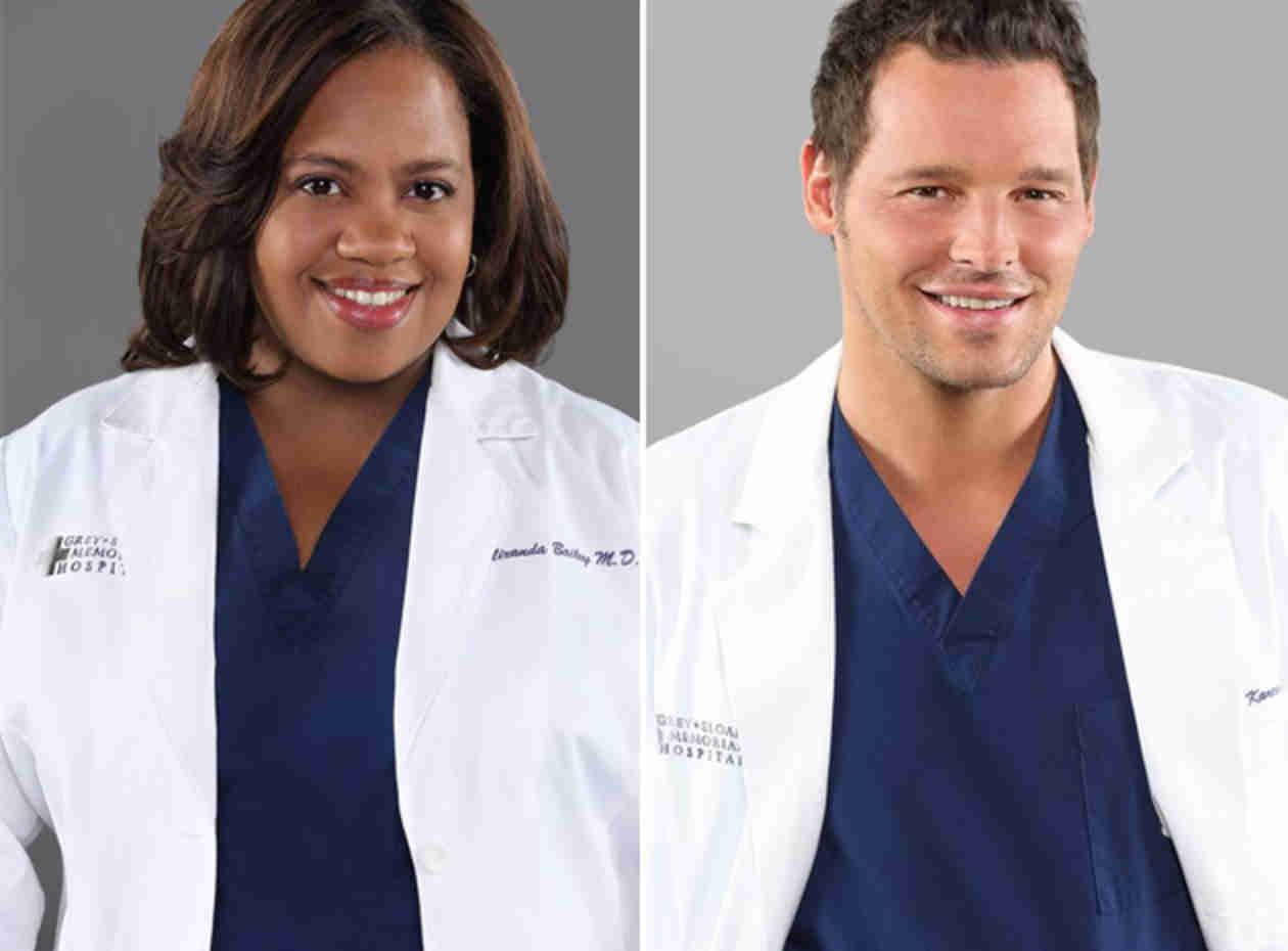 Should Bailey or Alex Get the Board Spot on Grey's Anatomy?