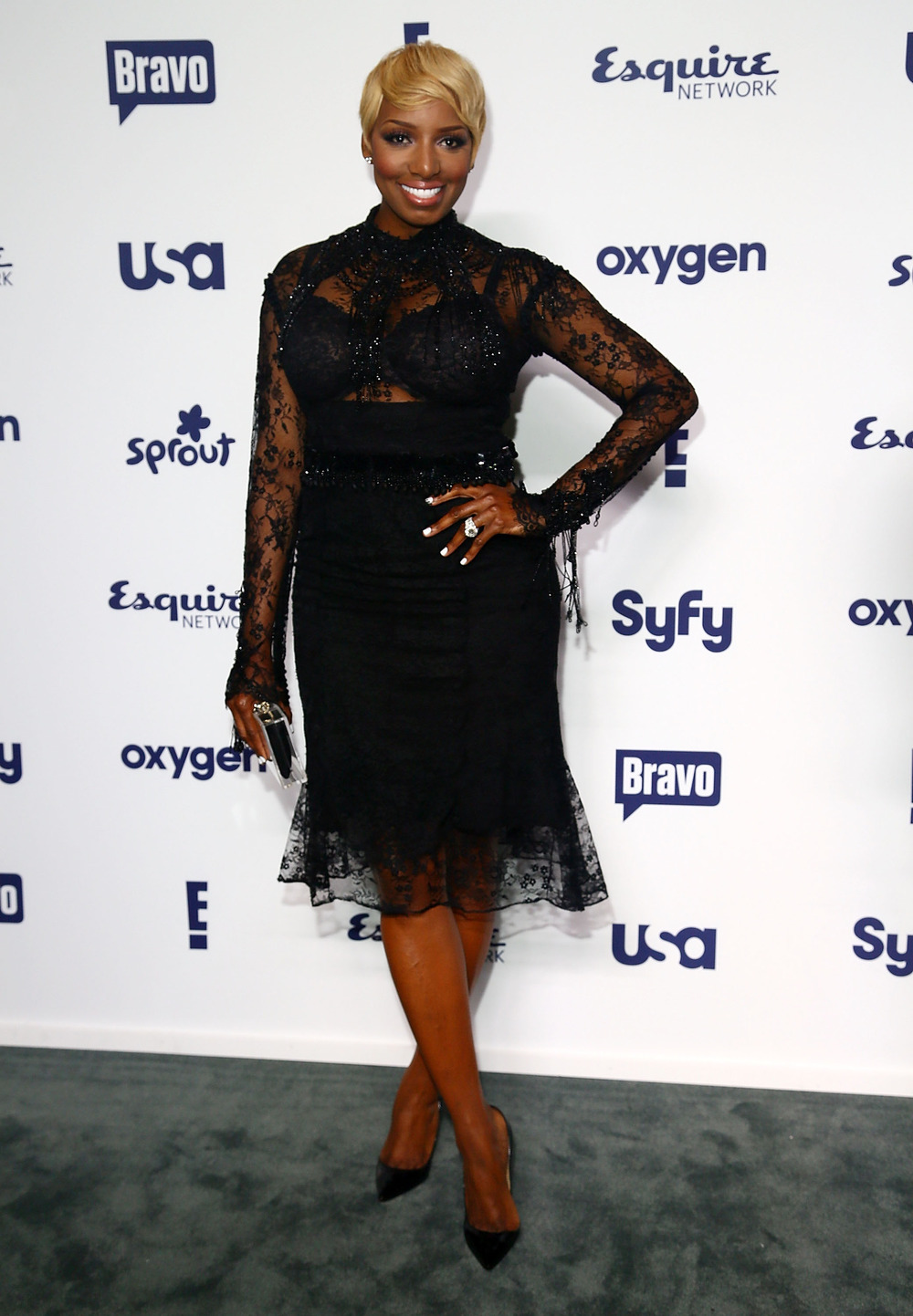 NeNe Leakes Attends Bravo Upfronts — Is She Staying on RHoA? (PHOTOS)